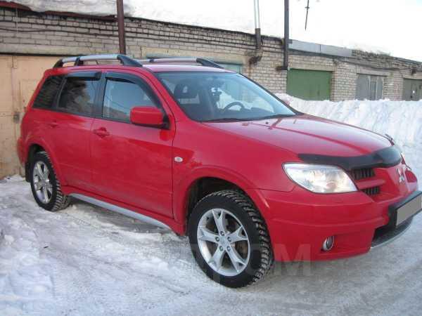 Mitsubishi Outlander, 2007 год, 630 000 руб.