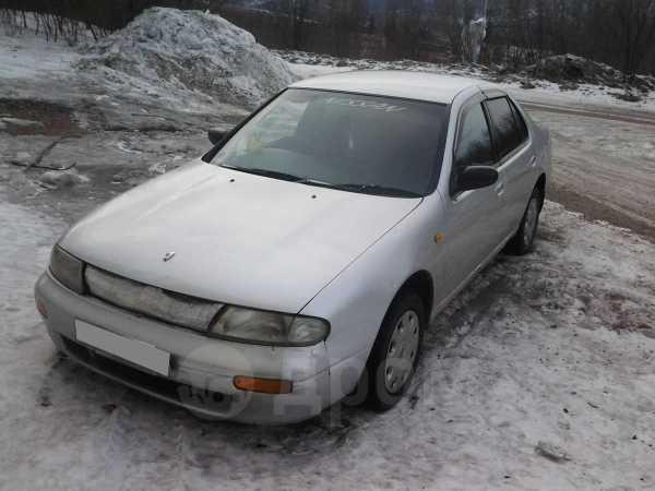 Nissan Bluebird, 1993 год, 130 000 руб.