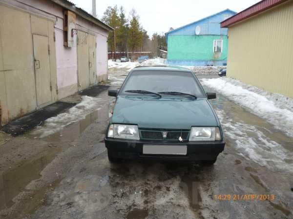 Лада 2109, 1998 год, 400 000 руб.