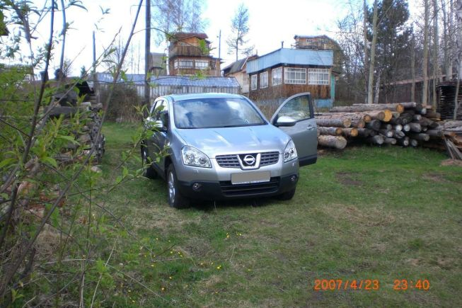 Nissan Qashqai, 2007 год, 620 000 руб.