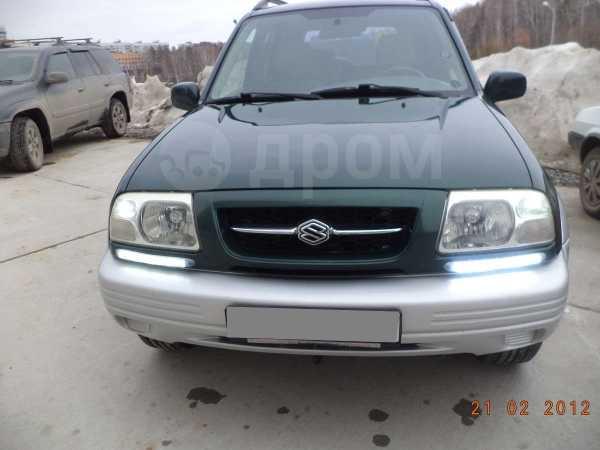 Suzuki Grand Vitara, 1999 год, 440 000 руб.