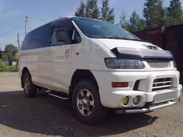 Mitsubishi Delica, 1999 год, 525 000 руб.