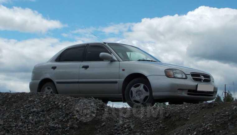 Suzuki Cultus, 1999 год, 210 000 руб.
