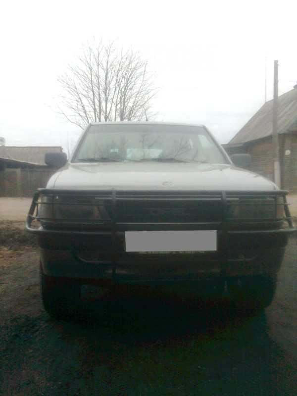 Opel Frontera, 1993 год, 210 000 руб.