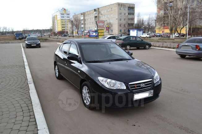 Hyundai Elantra, 2008 год, 485 000 руб.