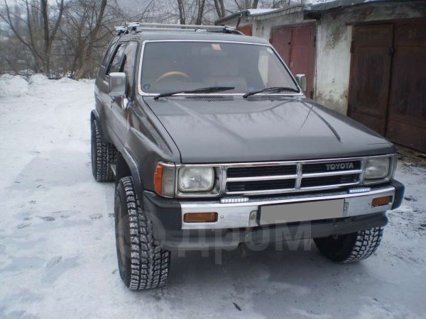 Toyota Hilux Surf, 1988 год, 295 000 руб.