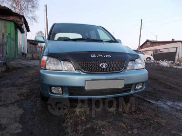 Toyota Gaia, 2002 год, 330 000 руб.