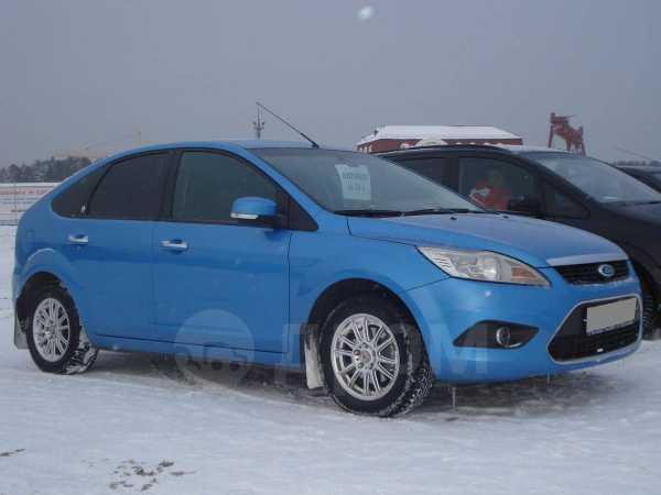 Ford Focus, 2008 год, 481 000 руб.