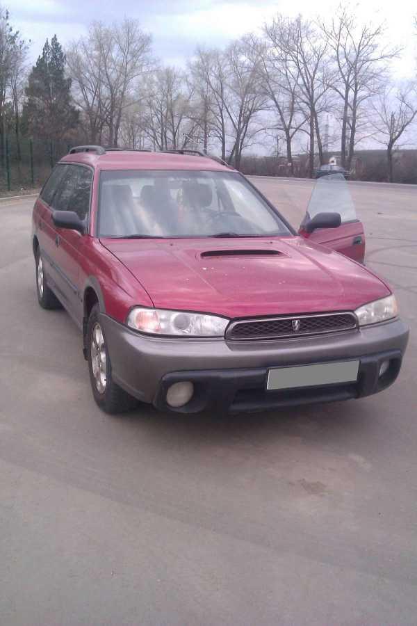Subaru Outback, 1997 год, 270 000 руб.