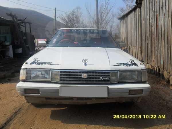 Toyota Mark II, 1988 год, 40 000 руб.