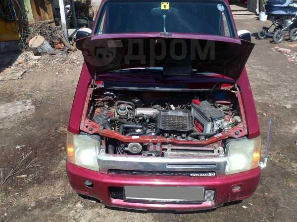 Suzuki Wagon R, 1996 год, 80 000 руб.