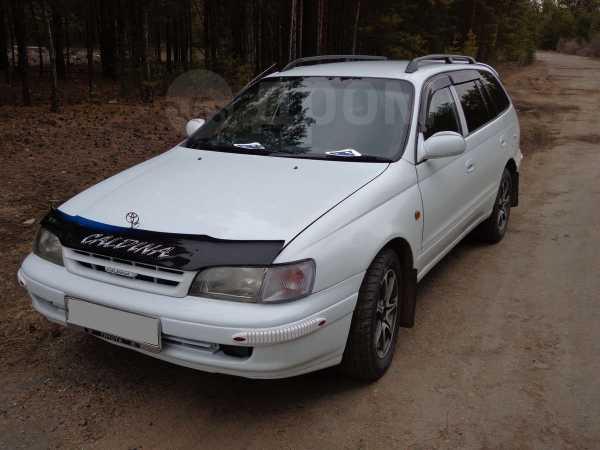 Toyota Caldina, 1994 год, 215 000 руб.