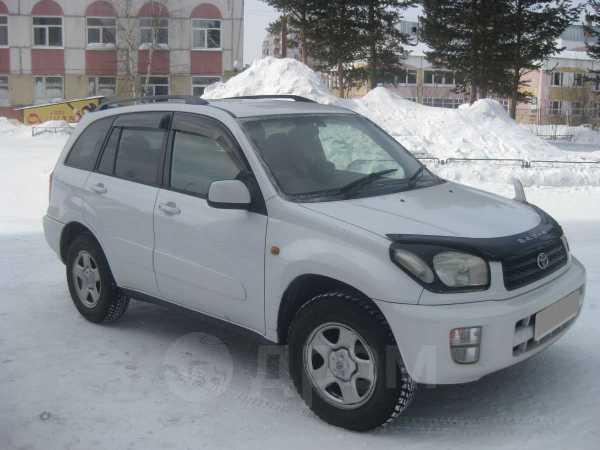 Toyota RAV4, 2000 год, 537 000 руб.