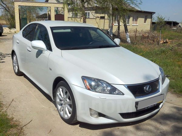 Lexus IS250, 2008 год, 757 000 руб.