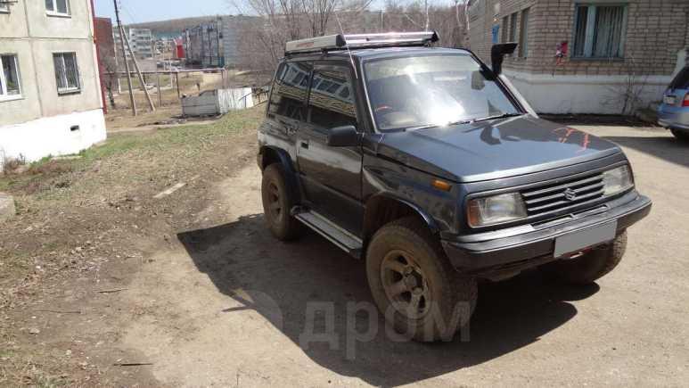 Suzuki Escudo, 1991 год, 250 000 руб.