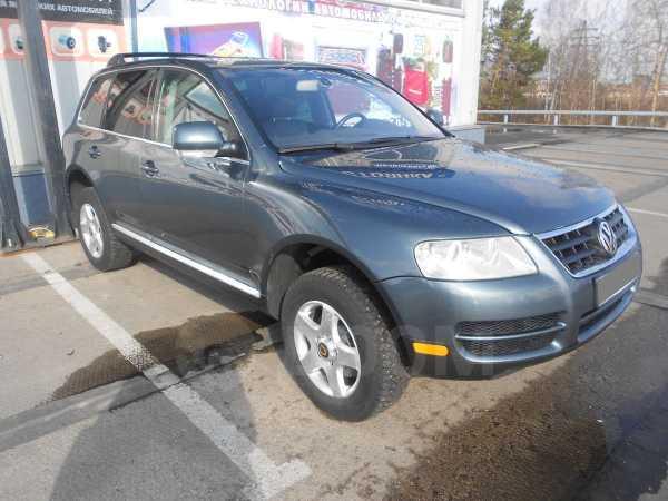 Volkswagen Touareg, 2003 год, 620 000 руб.