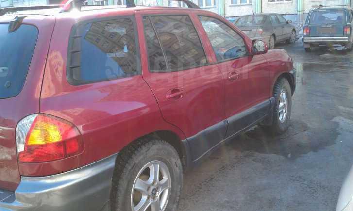 Hyundai Santa Fe, 2003 год, 550 000 руб.
