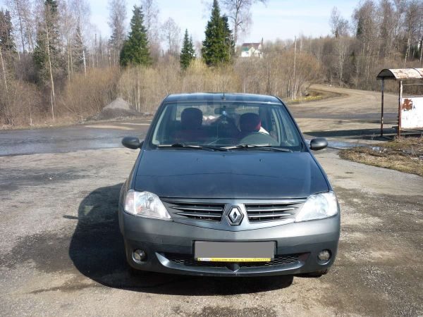 Renault Logan, 2006 год, 285 000 руб.