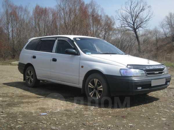 Toyota Caldina, 1992 год, 155 000 руб.