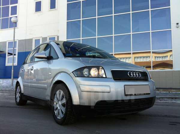 Audi A2, 2001 год, 340 000 руб.