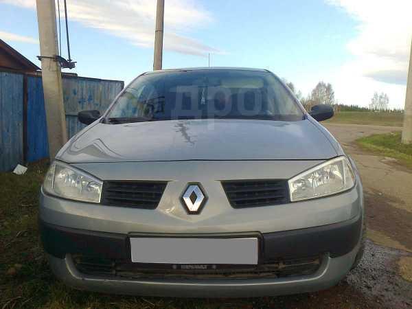 Renault Megane, 2005 год, 280 000 руб.