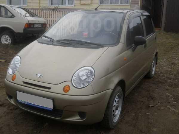 Daewoo Matiz, 2010 год, 250 000 руб.