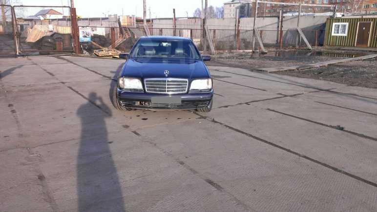 Mercedes-Benz S-Class, 1996 год, 375 000 руб.