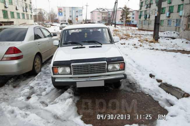Лада 2107, 2010 год, 170 000 руб.