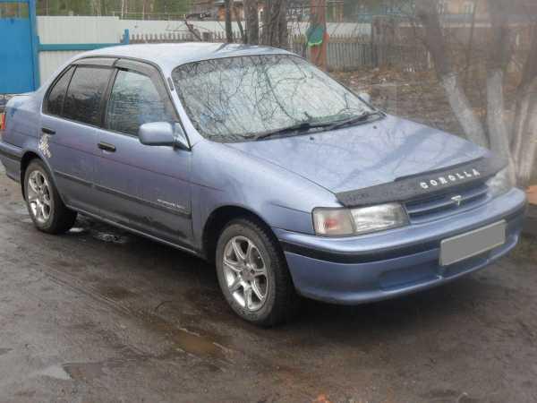 Toyota Tercel, 1992 год, 140 000 руб.