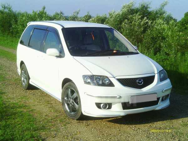 Mazda MPV, 2003 год, 350 000 руб.