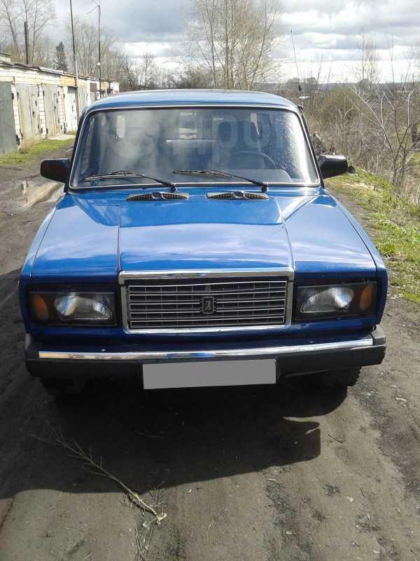 Лада 2107, 2004 год, 85 000 руб.