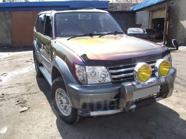 Toyota Land Cruiser Prado, 1997 год, 510 000 руб.