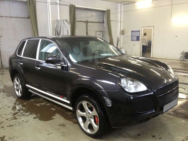 Porsche Cayenne, 2003 год, 1 000 000 руб.