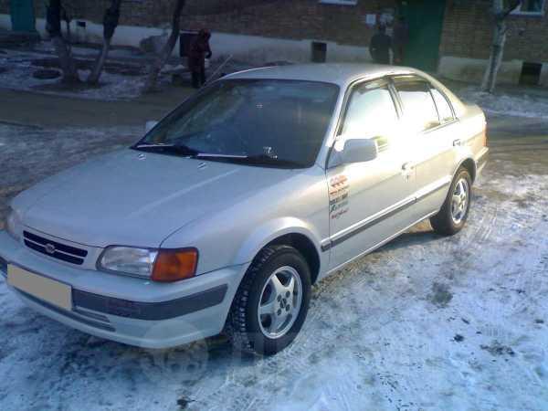 Toyota Corsa, 1996 год, 125 000 руб.