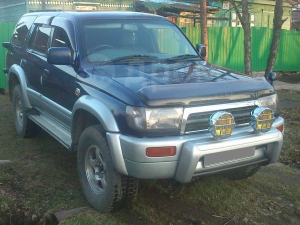 Toyota Hilux Surf, 1997 год, 540 000 руб.