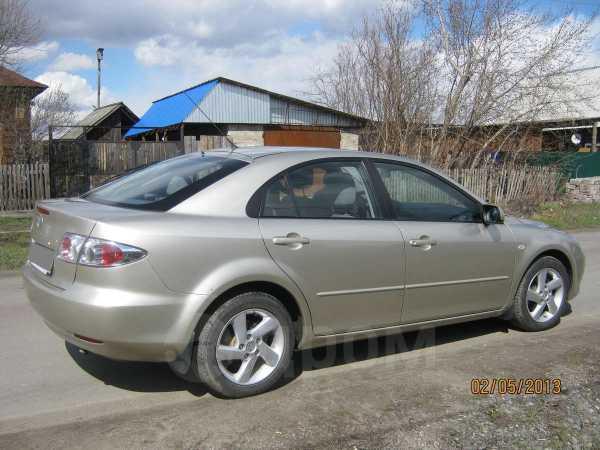 Mazda Mazda6, 2004 год, 368 000 руб.
