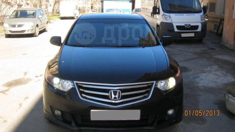 Honda Accord, 2008 год, 650 000 руб.