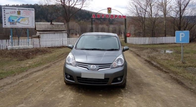 Nissan Note, 2008 год, 295 000 руб.