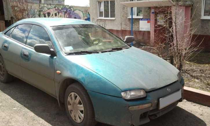 Mazda 323F, 1996 год, 160 000 руб.