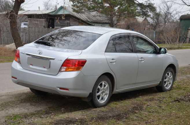 Toyota Allion, 2008 год, 520 000 руб.