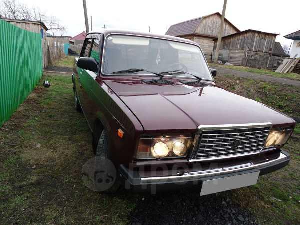 Лада 2107, 2006 год, 200 000 руб.