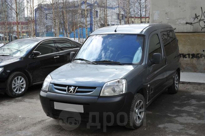 Peugeot Partner, 2008 год, 400 000 руб.
