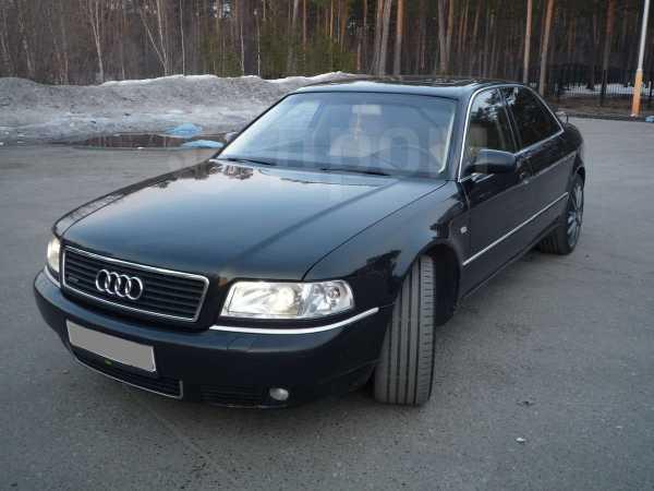 Audi A8, 2000 год, 550 000 руб.