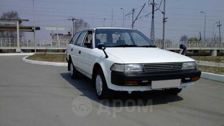 Toyota Corona, 1990 год, 65 000 руб.