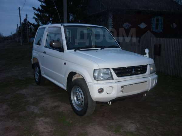Mitsubishi Pajero Mini, 2001 год, 220 000 руб.