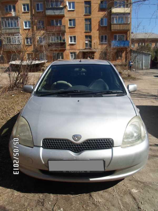 Toyota Vitz, 2001 год, 240 000 руб.