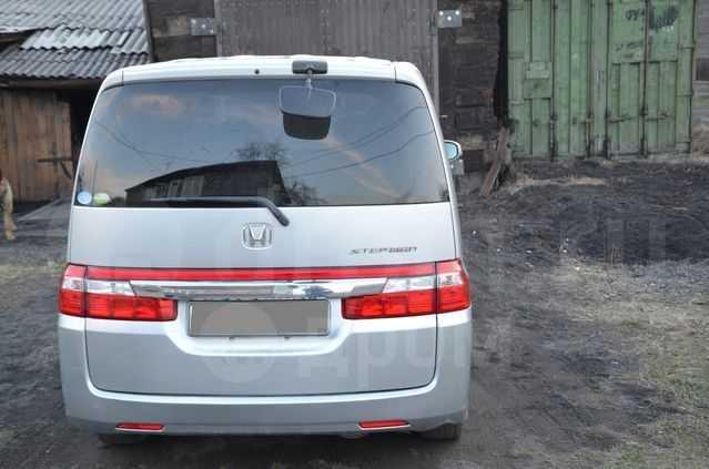 Honda Stepwgn, 2009 год, 690 000 руб.