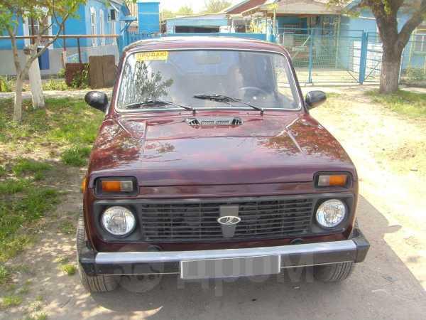 Лада 4x4 2121 Нива, 2007 год, 230 000 руб.