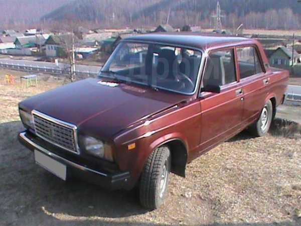 Лада 2107, 2012 год, 215 000 руб.