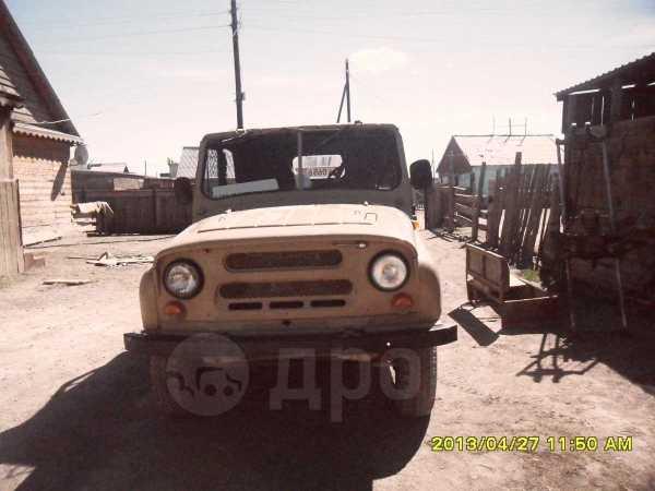 УАЗ 469, 1998 год, 120 000 руб.